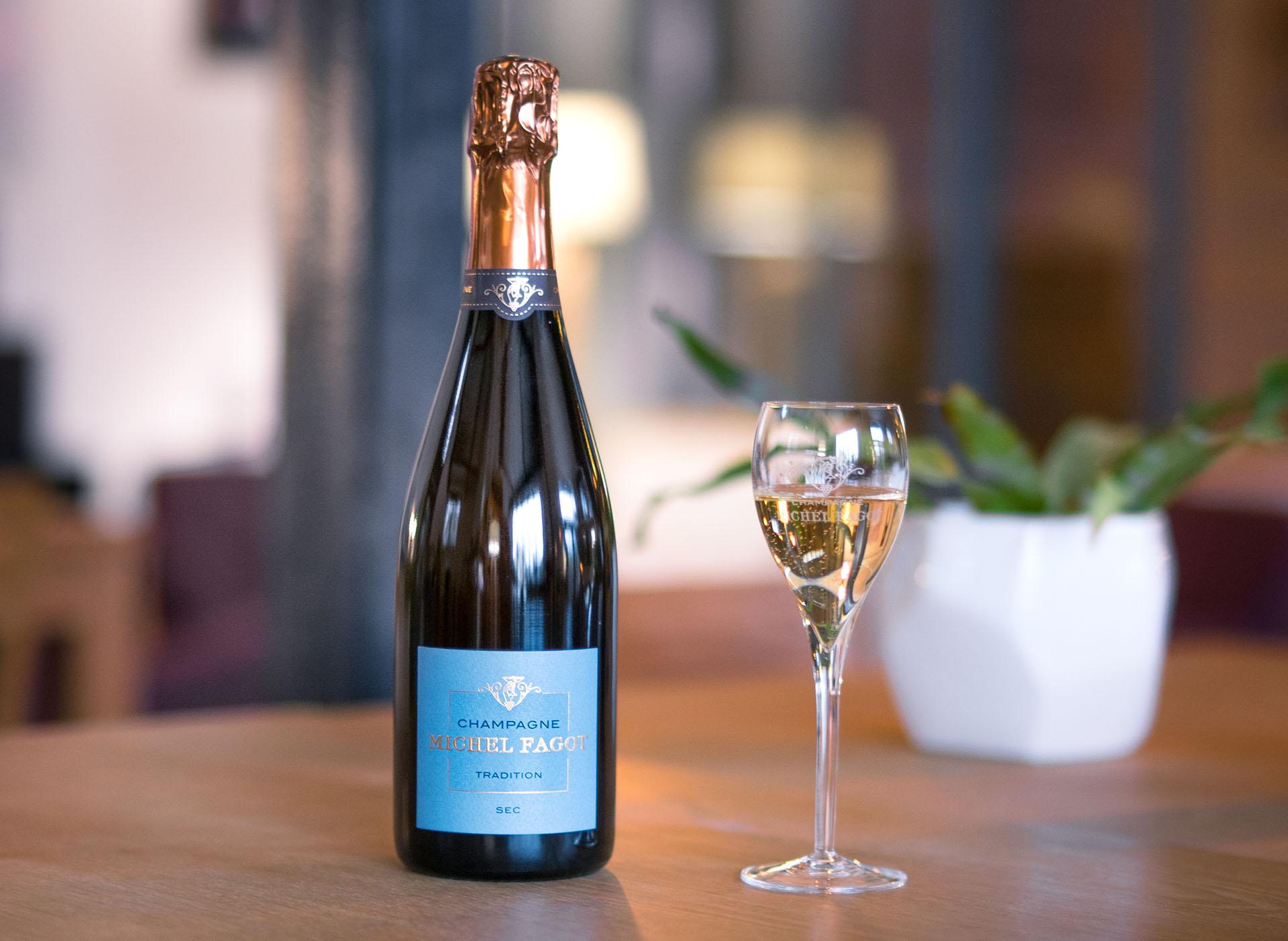 Champagne-Fagot-Sec