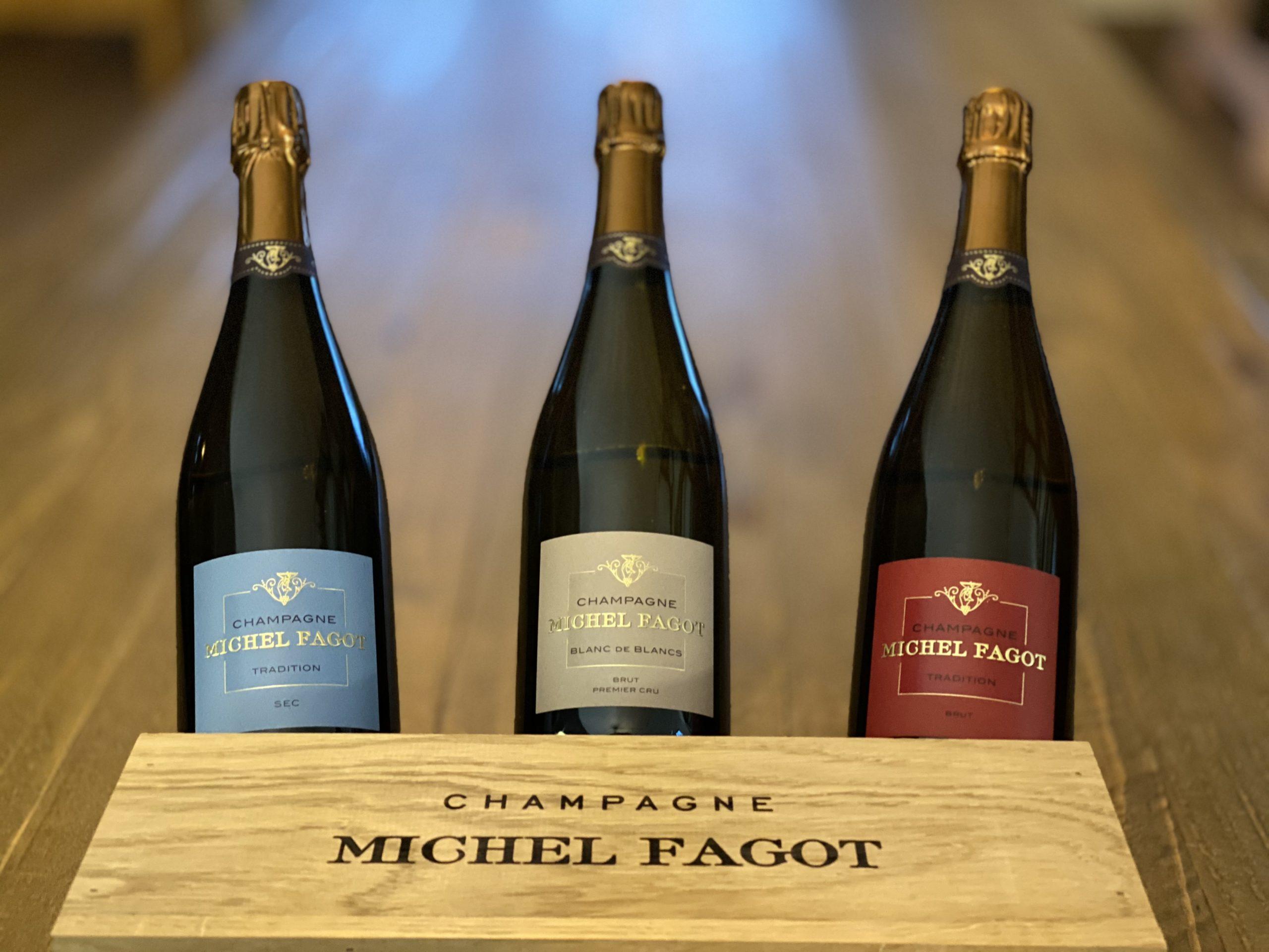 The Box Of House Michel Fagot
