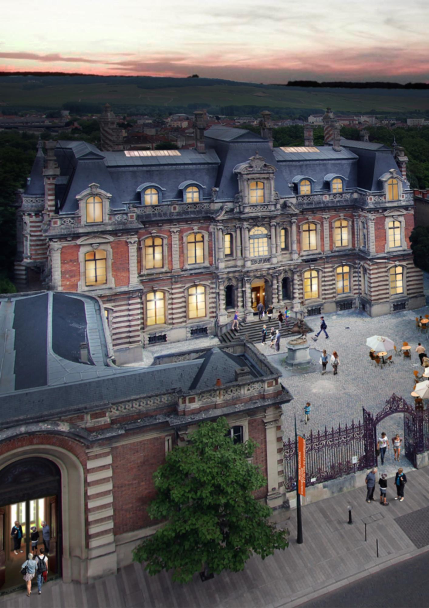 Musée du vin Épernay